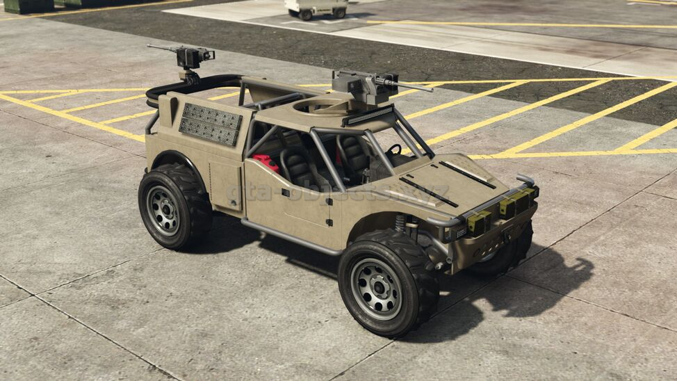 Vehicle Image. Model name: barrage