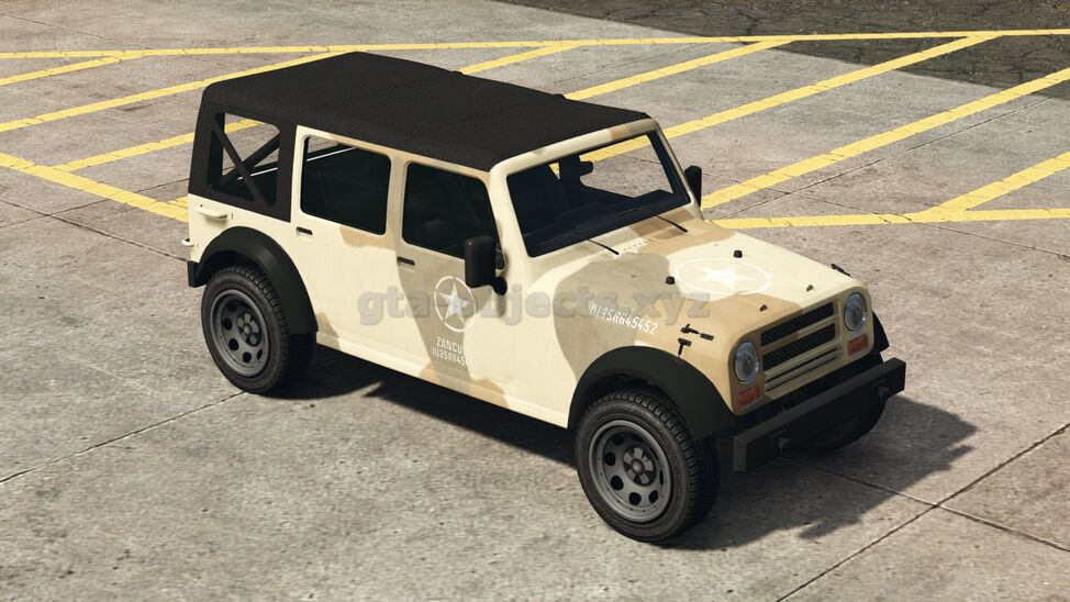 Vehicle Image. Model name: crusader