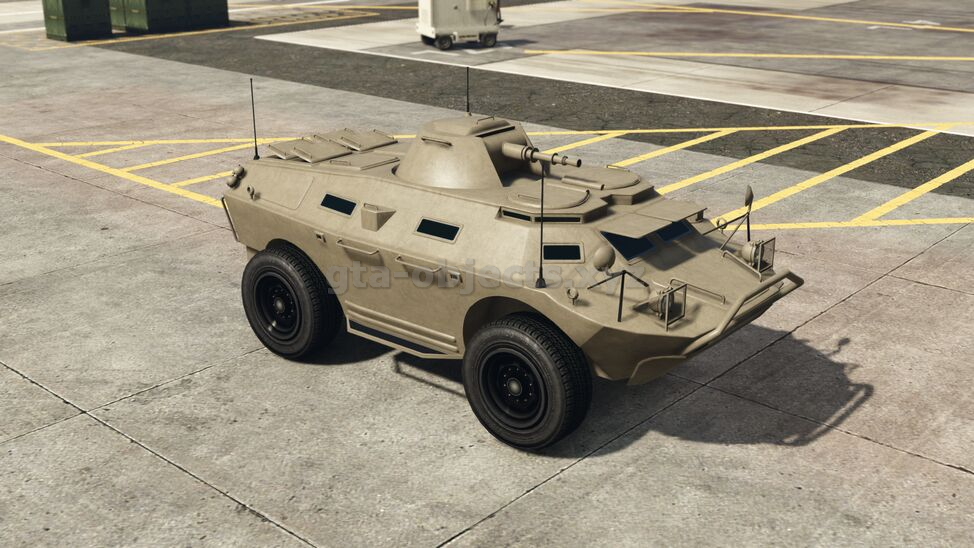 Vehicle Image. Model name: apc