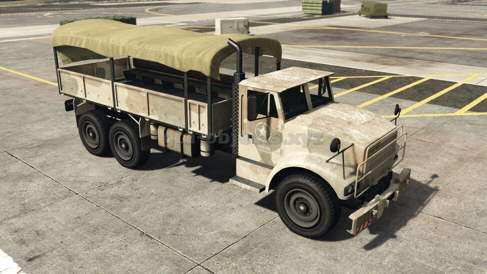 Vehicle Image. Model name: barracks3