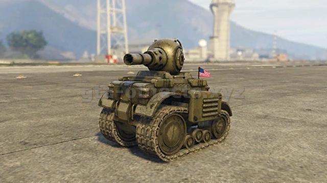 Vehicle Image. Model name: minitank