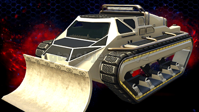 Vehicle Image. Model name: scarab2